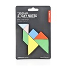 Tangram post it